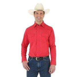 Wrangler Men's Wrangler Snap Front Shirt 75746RD