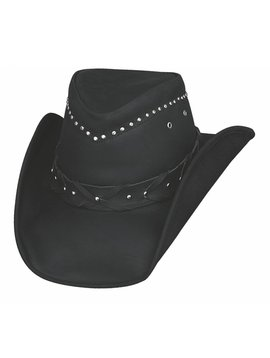 Bullhide Bullhide Burnt Dust Leather Hat 4015