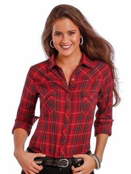 Panhandle Women's Panhandle Snap Front Shirt 22S9361