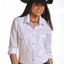 Panhandle Women's Rough Stock Snap Front Shirt R4S5161