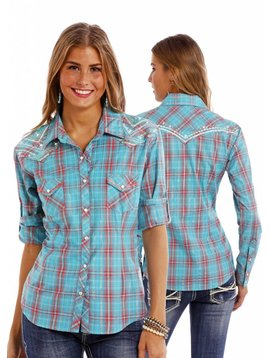 Panhandle Women's Panhandle Snap Front Shirt 22S7418
