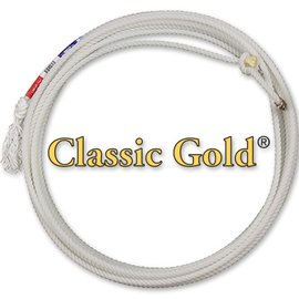 Classic Ropes CLASSIC GOLD 35' HEEL ROPE LEFT HANDED GGGL