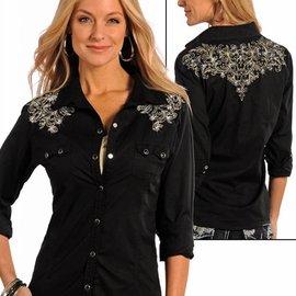 Panhandle Women's Panhandle Snap Front Shirt 22S9357