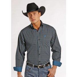 Panhandle Men's Panhandle Button Down Shirt 36D8113