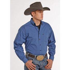 Panhandle Men's Tuf Cooper Button Down Shirt TCD8738