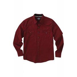 Cinch Men's Garth Brooks Sevens by Cinch Snap Front Shirt HTW4002002-BUR