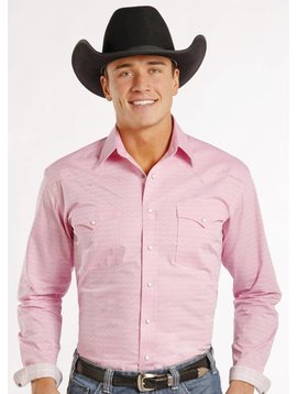 Panhandle Men's Rough Stock Snap Front Shirt R0S8031