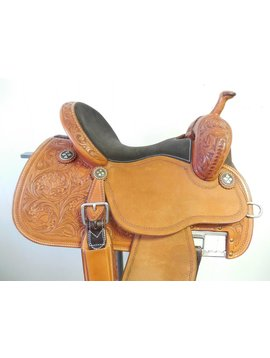 Martin MARTIN'S CERVI CROWN C BARREL SADDLE 14.5""