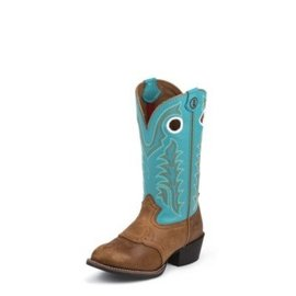 Tony Lama Children's Tony Lama Lil' Buckaroo Boot LL408 C3