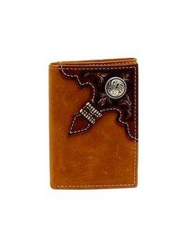 Ariat Men's Ariat Tri-Fold Wallet A3530044