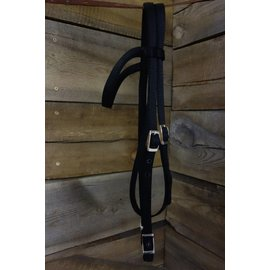 Courts COURTS BLACK NYLON BROWBAND HEADSTALL 110-3302-02