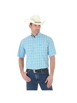 Wrangler Men's Wrangler Button Down Shirt MGSB242