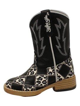 Blazin' Roxx Children's Blazin' Roxx Miley Side Zip Boot 4447601