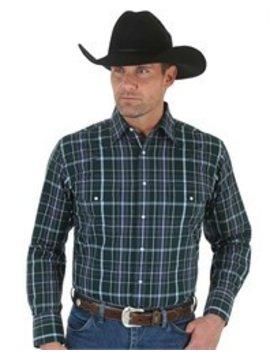 Wrangler Men's Wrangler Snap Front Shirt MWR206M