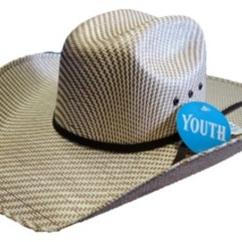 Twister Youth's Twister Straw Hat T73822