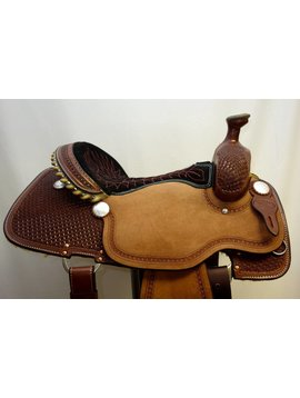 Billy Cook BILLY COOK ALL-AROUND SADDLE 2040-145