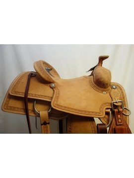 Circle Y CIRCLE Y MNT STATES CATTLE CO TROPHY SADDLE 2017103