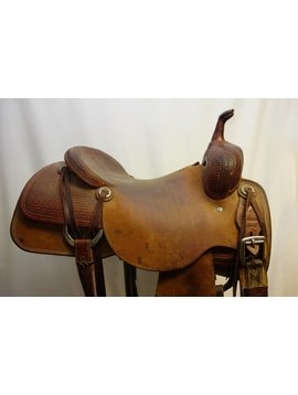 Jeff Smith JEFF SMITH CUTTER SADDLE 1188