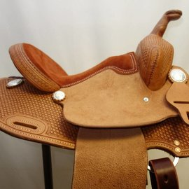 Cowboy Kids COWBOY KID BARREL SADDLE SA-CKBR-12