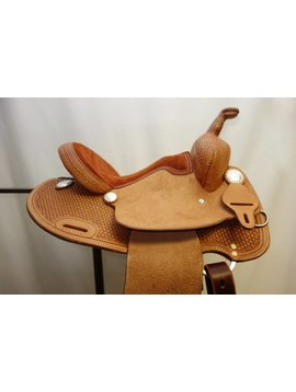 Cowboy Kids COWBOY KID BARREL SADDLE SA-CKBR-12