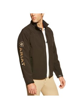 Ariat Men's Ariat Logo Softshell Jacket 10011513