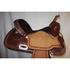 Billy Cook BILLY COOK BARREL RACER SADDLE 1530-14