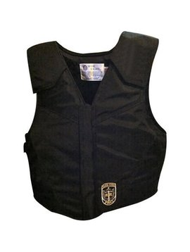 Ride Right RIDE RIGHT BLACK POLYDUCK VEST 1200
