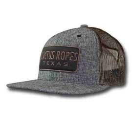 Hooey HOOEY CACTUS ROPES GRAY/BROWN CR021