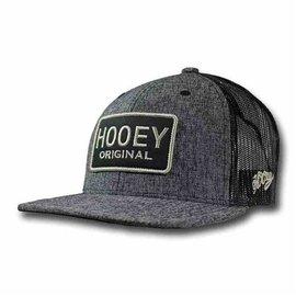 Hooey HOOEY GRY/BLK TRUCKER 1753T OSFA