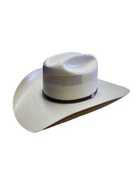 Resistol Resistol Cross Tie 10X Straw Hat RSCTIE-3042