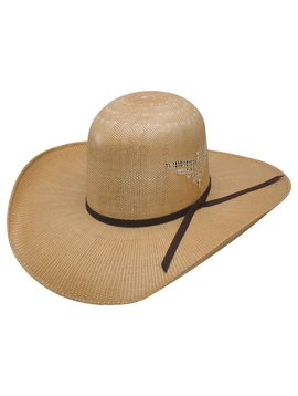 Resistol Resistol Whiskey Wild Man 7X Straw Hat RSWSKM-5942