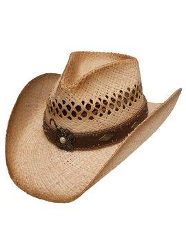 Charlie 1 Horse Charlie 1 Horse Destin Straw Hat CSDEST-4036