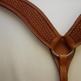 Courts Courts Breastcollar- Basketweave Tooling