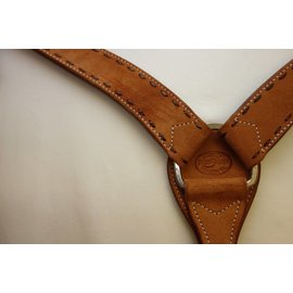 Reinsman REINSMAN CHARMAYNE BREAST COLLAR 6122D ROUGHOUT