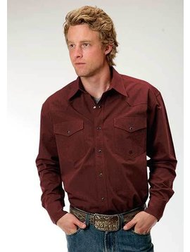 Roper Men's Roper Snap Front Shirt 03-001-0765-0664