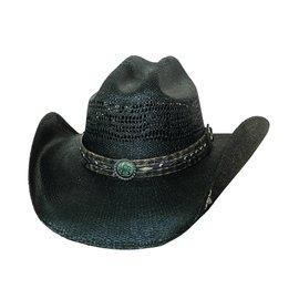 Bullhide Bullhide Corral Dust Straw Hat 2879BL