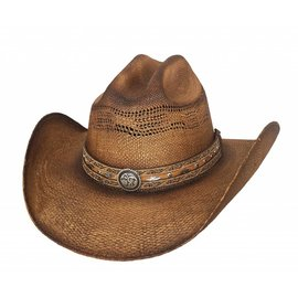 Bullhide Bullhide Corral Dust Straw Hat 2879