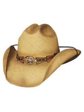 Bullhide Bullhide Star Central Straw Hat 2208