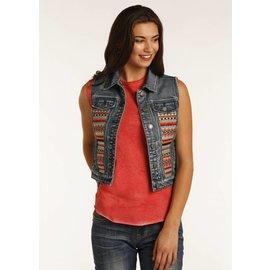 Panhandle Women's Rock & Roll Cowgirl Vest 58-2348