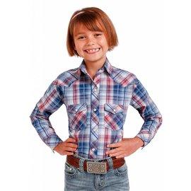 Panhandle Girl's Panhandle Long Sleeve Shirt C6S2241