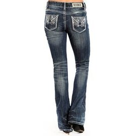 Rock and Roll Cowgirl Women's Rock & Roll Cowgirl Jean W1-9503