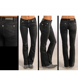 Rock and Roll Cowgirl Women's Rock & Roll Cowgirl Rival Jean W6-4510