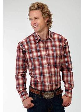 Roper Men's Roper Snap Front Shirt 03-001-0778-1003