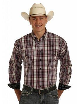 Panhandle Men's Panhandle Button Down Shirt 36D2029
