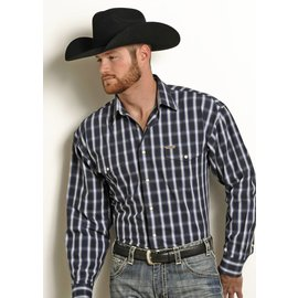 POWDER RIVER OUTFITTERS Men's Powder River Snap Front Shirt 36D4968