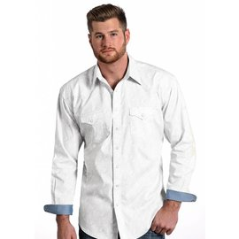 Panhandle Men's Rough Stock Snap Front Shirt R0S4209