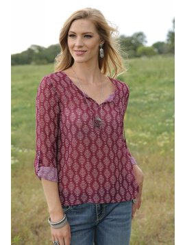 Cinch Women's Cruel Girl Blouse CTW7080001