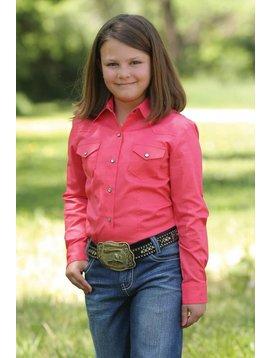 Cinch Girl's Cruel Girl Snap Front Shirt CTW3210008