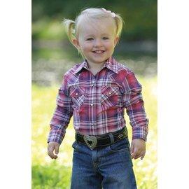 Cinch Toddler Girl's Cruel Girl Snap Front Shirt CTW3351001