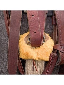 Cashel CASHEL FLEECE RING MASTER CINCH COVER 031B23